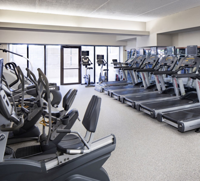 Somerset Swim and Fitness Cardio Room