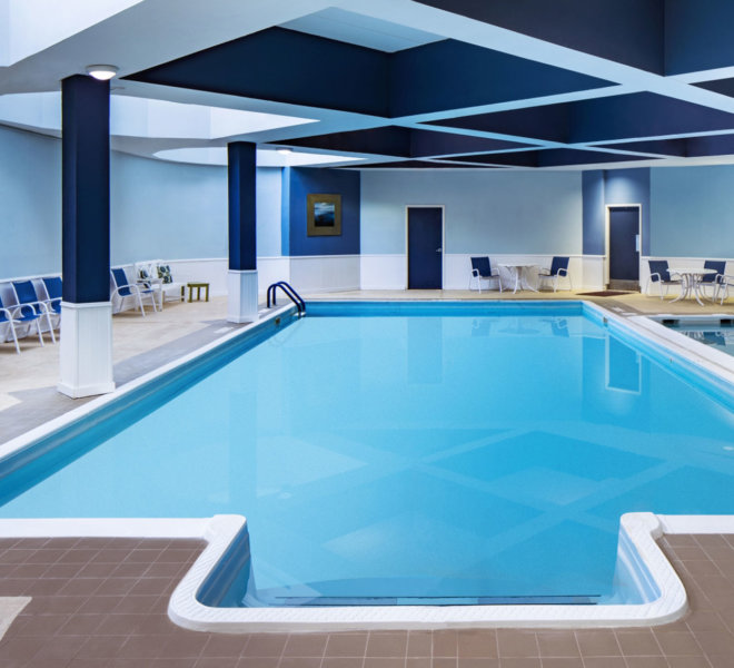 Indoor Heated Saltwater Pool at Somerset Swim and Fitness in Nashua NH