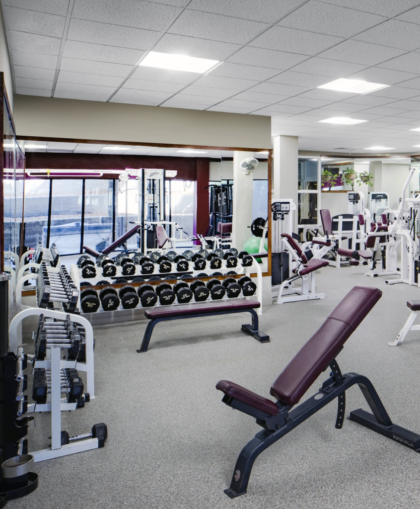 Somerset Swim and Fitness Weight Room