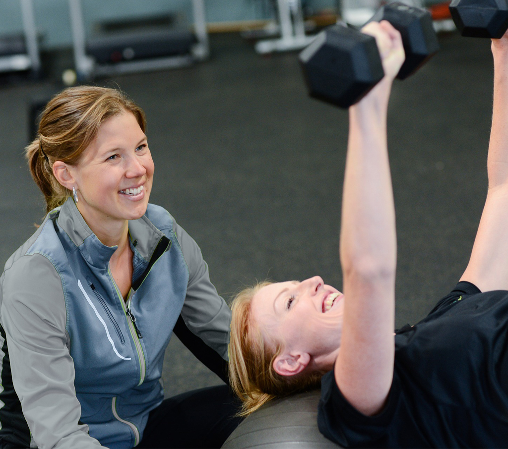 Personal Training Programs at Somerset Fitness in Nashua